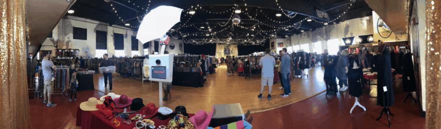 OKC Photo Booth LuLaRoe 2017 1
